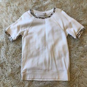J.Crew Sweat shirt top